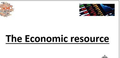 A level Economics: Core knowledge revision questions