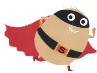 Supertato - Two Week Plan and Resources   Teaching Resources