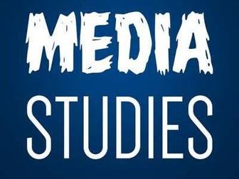 Media Studies - Lighting and sound lessons