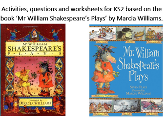 Shakespeare: Romeo and Juliet Activity Pack KS2