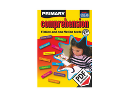 Primary Comprehension: Book A  - Early Years / P1 (Age 5-6)