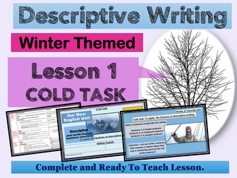 Descriptive essay winter