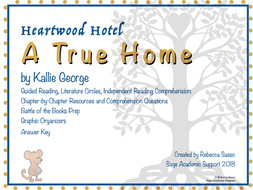 Heartwood Hotel: A True Home Novel Guide