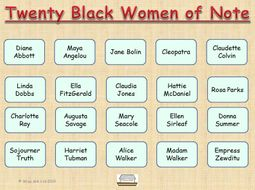Twenty-Black-women-of-note.pptx