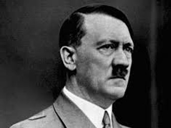 GCSE Nazi Germany: Hitler becomes Chancellor