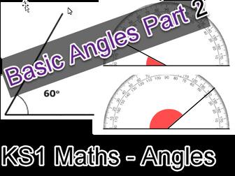 Basic Angles Part 2