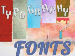 Fonts For Beginners - Picking Typeface - SHOW + TEST = 200 Slides