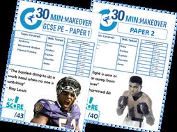 30 Min Makerover - Practice Paper Bundle