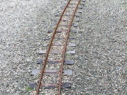 That we know of yet: Railway Track