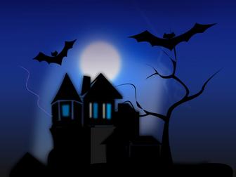 Halloween Murder Mystery (Problem Solving)