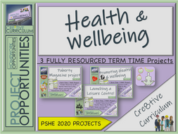 Health & Wellbeing Projects