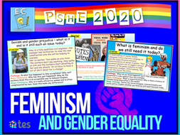 Feminism PSHE