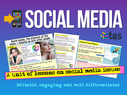 Social Media - Social Media Safety