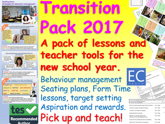 Transition : Form time : Back to School