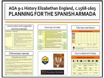Planning for the Spanish Armada