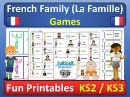 French Family Games (La Famille)