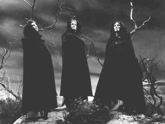 Intro to Macbeth's Witches