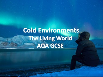 The Living World - Cold Environments