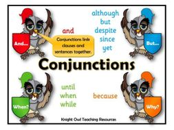 Conjunctions Poster