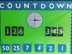 Countdown Display