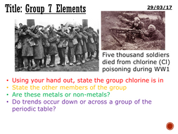 Group 7 elements complete lesson ks3 by mattnick1in teaching group 7 elements complete lesson ks3 urtaz Choice Image