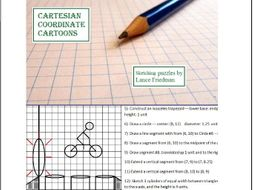 Geometry Cartesian Coordinate Cartoons