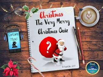 Christmas : Christmas Quiz