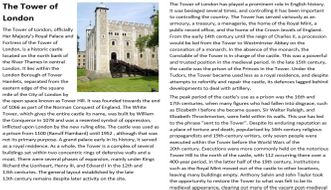 The Tower of London Activity Pack