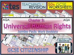 Human Rights Revision - GCSE Citizenship