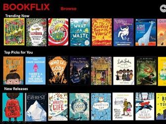 Complete whole school Bookflix