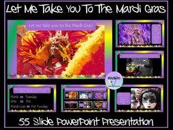 Mardi Gras Presentation