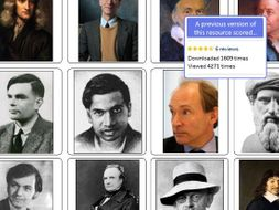 Top Mathematicians (History of Maths)