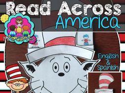 Read Across America Writing Craft- Bilingual