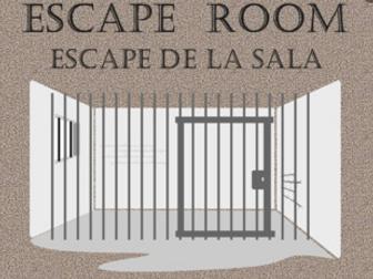 Spanish Escape Room Escape de La Sala