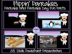 Pancake Day Presentation