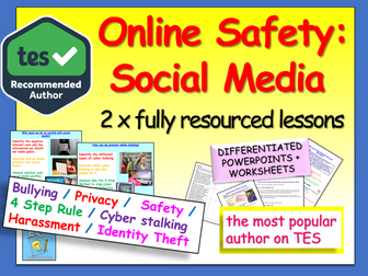 Internet Safety Social Media : Tutor Time