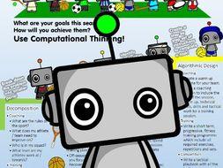 Computational Thinking Poster:  Physical Education