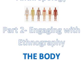 IB Social and Cultural Anthropology- Pretty Modern