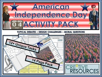 American Independence Day USA
