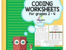 Coding Activities for Beginners (STEM & Digital Technologies)