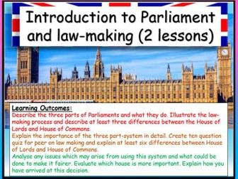 Parliament Introduction