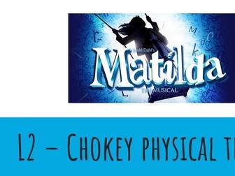 Dance KS3 Musical Theatre: Matilda Lesson 2