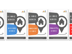 NEW @Home series - 5 FREE booklets for SEN learners @ Home