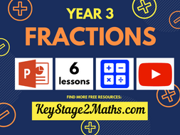Year 3 | Fractions