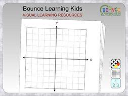 Graph paper - XY - no scale - Q1-4
