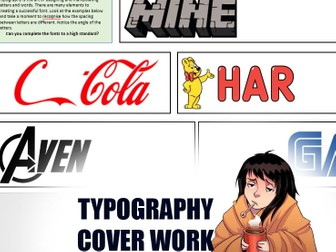 Typography - Graphics Cover
