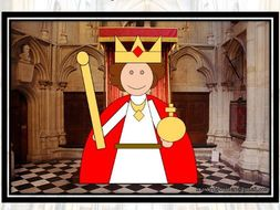 Create Your Own Queen - Computing activity for KS1
