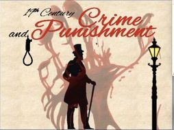 Victorian Crime and Jack the Ripper ENTIRE SCHEME and RESOURCES