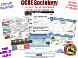 Poverty as a Social Issue (II) - Social Stratification -L9/20 [ AQA GCSE Sociology - 8192]