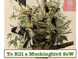 To Kill a Mockingbird SoW with PowerPoint lessons.